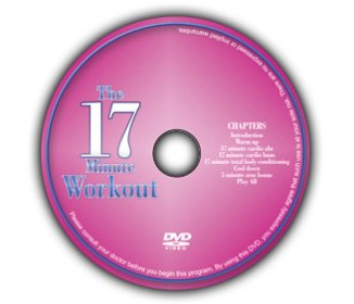 17 Minute Workout DVD