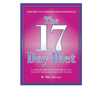 17 Day Diet book cover